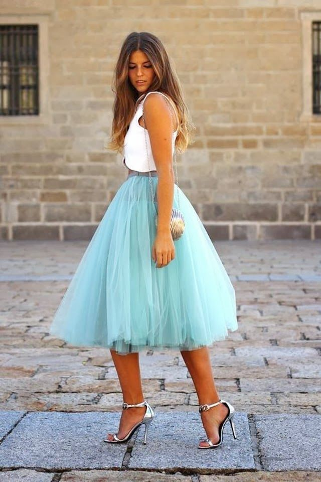 girly-pastel-blue-skirt