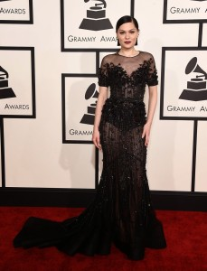 Jessie J in Ralph and Russo