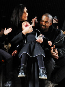 North West tantrum