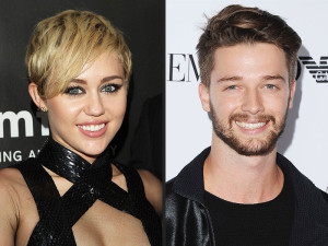 Patrick and Miley