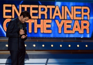 Entertainer of The Year Luke Bryan