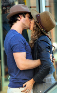 Nicki Reed and Ian Somerhalder got married this weekend in Santa Monica California following a whirlwind romance.