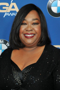 Creator Shonda Rhimes defends her decision; doesn't care that fans are upset.