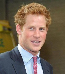 Prince Harry is 30 now and looking to settle down.