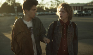 Nat Wolff and Jack Kilmer in Palo Alto
