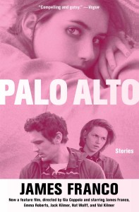 Cover of James Franco's 'Palo Alto'
