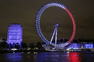 The London Eye in London. Photo By: AMETHYST/DEMOTIX/CORBIS