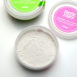Lush's Tooth Powder